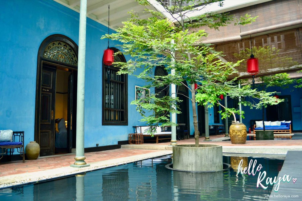Cheong Fatt Tze Mansion | Tour Blue Mansion in Georgetown Penang | Hello Raya Blog