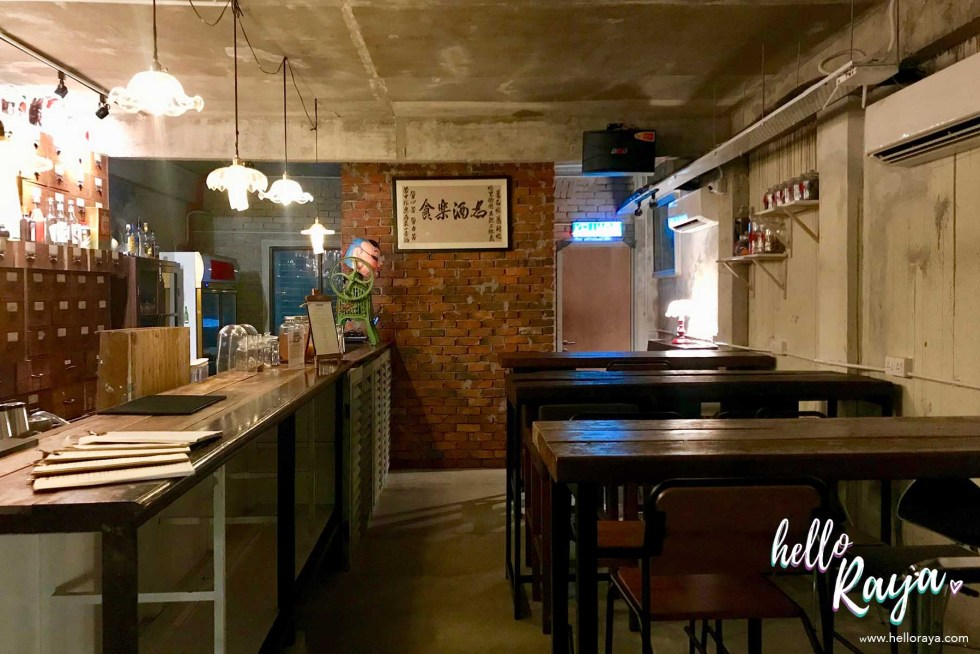Deceased Bar KL - Speakeasy Bar in KL | Hello Raya Blog