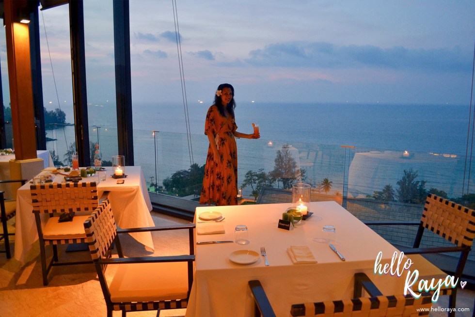 Sunset Grill Restaurant in Phuket - Hyatt Regency Phuket Resort | Hello Raya Blog