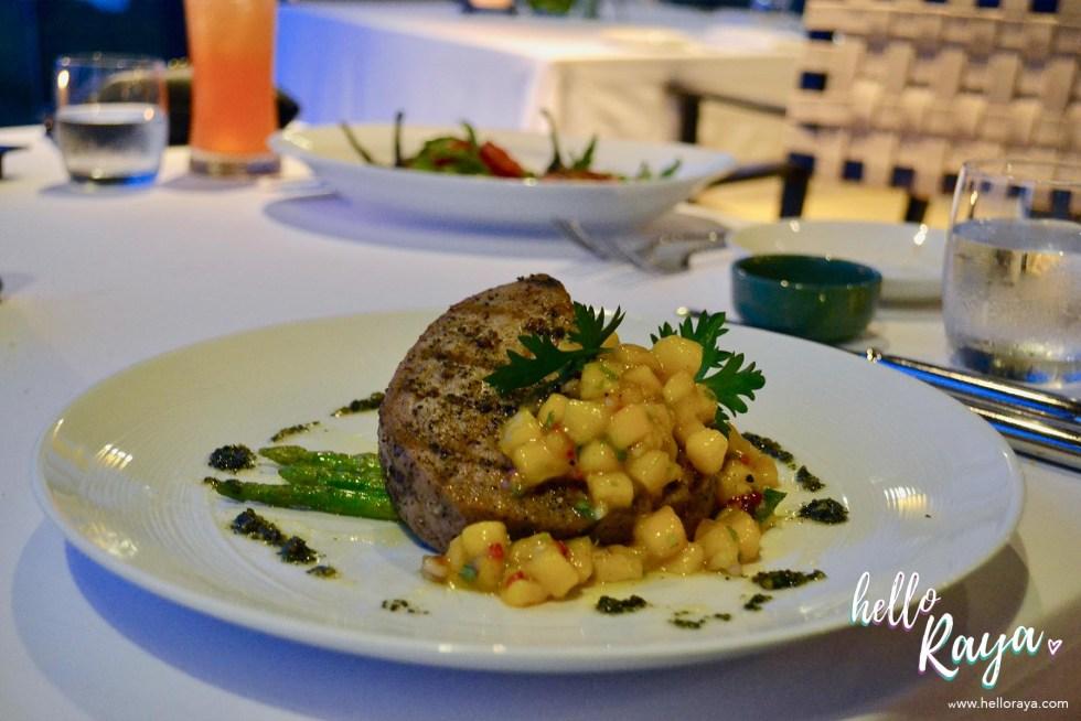 Sunset Grill Restaurant in Phuket - Hyatt Regency Phuket Resort | Hello Raya Blog
