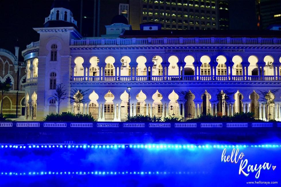 Food Tour Kuala Lumpur   Merdeka Square   Hello Raya Blog