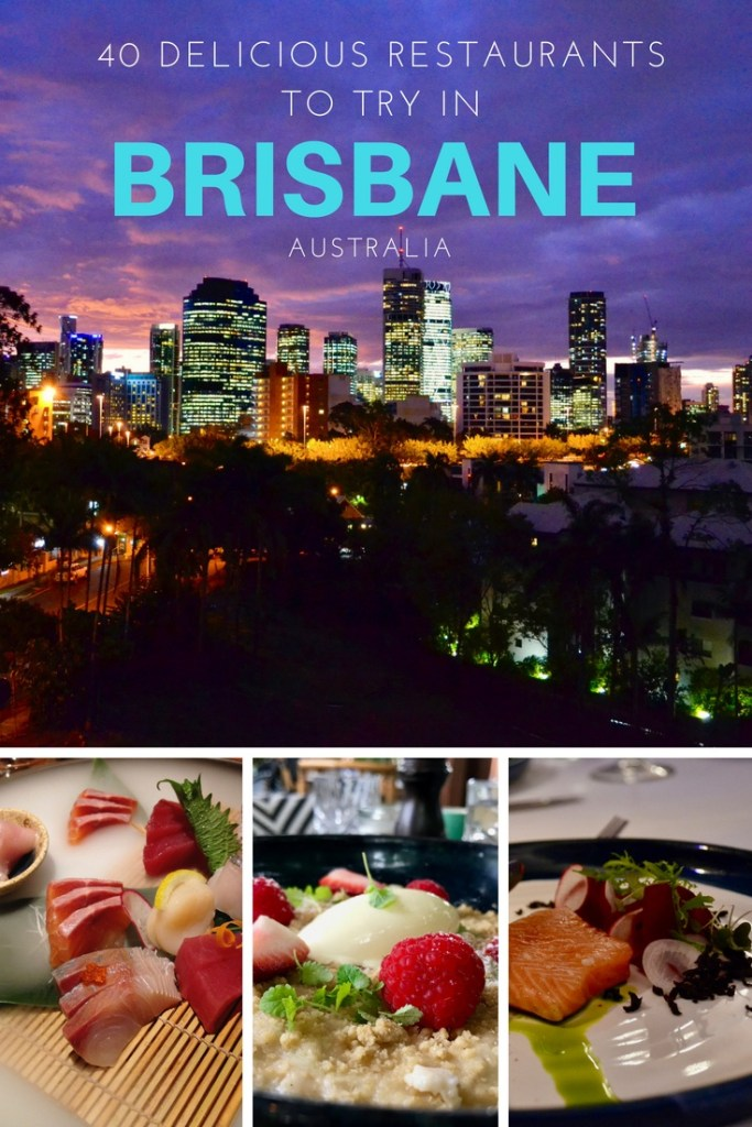 40 Delicious Restaurants in Brisbane | Hello Raya Blog