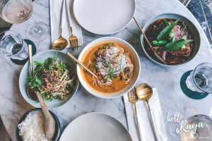 Southeast Asian Flavours at Isabel Restaurant & Bar