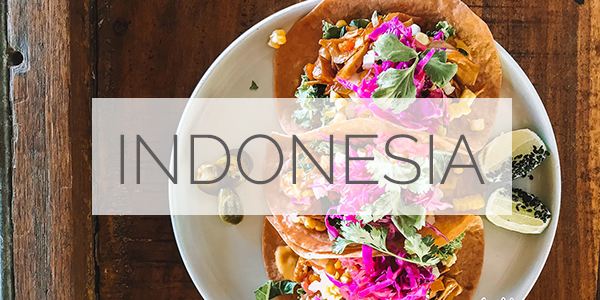 Eat and Drink in Indonesia | Hello Raya Blog