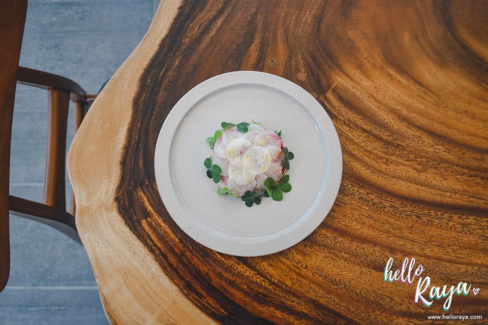 Gooddam Restaurant Petaling Jaya | Italian Restaurant in Kuala Lumpur | Cured Salmon | Hello Raya Blog