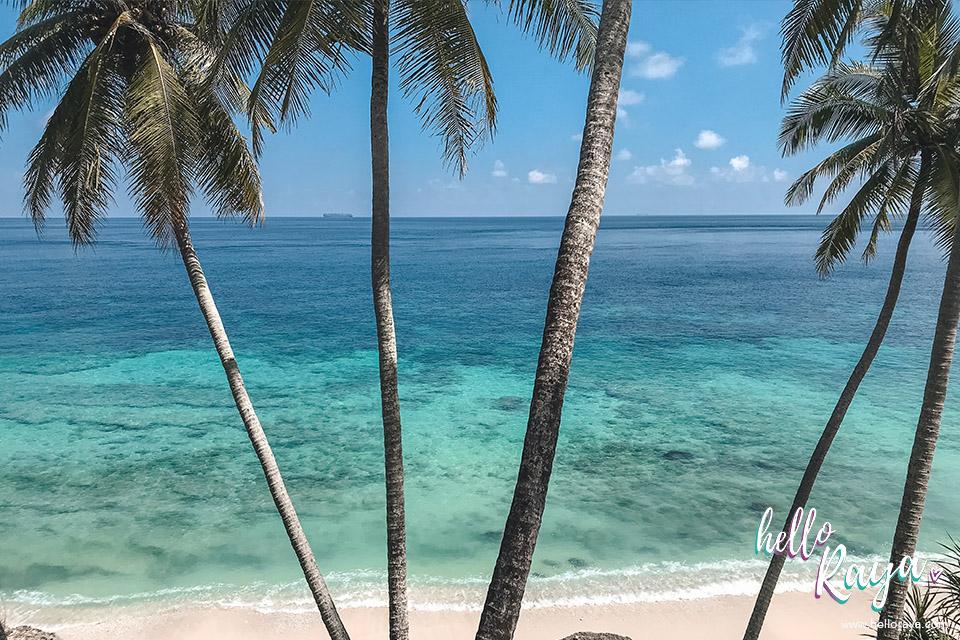 Pulau Weh Beach - Samur Tiga Beach | Hello Raya Blog