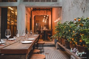 Chocha Foodstore, Contemporary Asian Food with an Evocative History [Menu & Review]