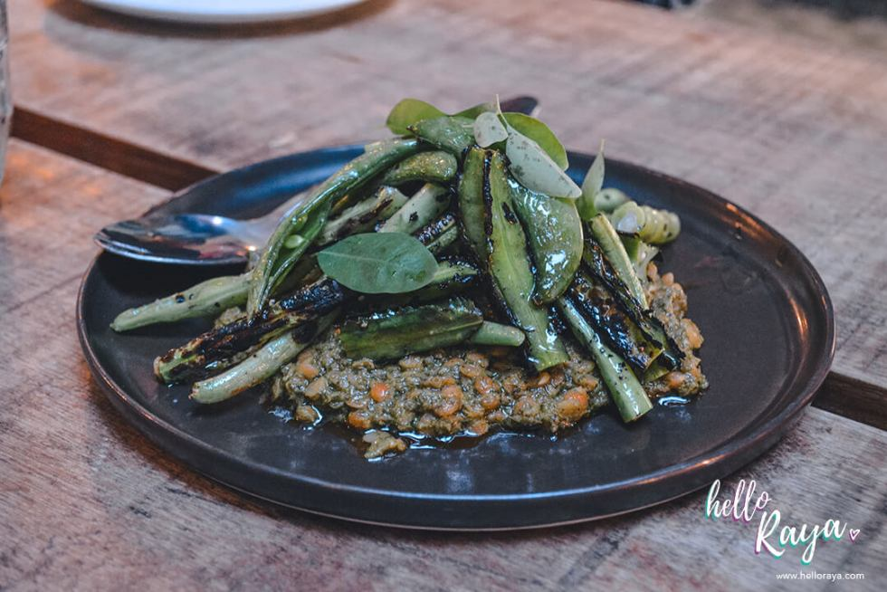 Chocha Foodstore Kuala Lumpur | Grilled Beans | Hello Raya Blog