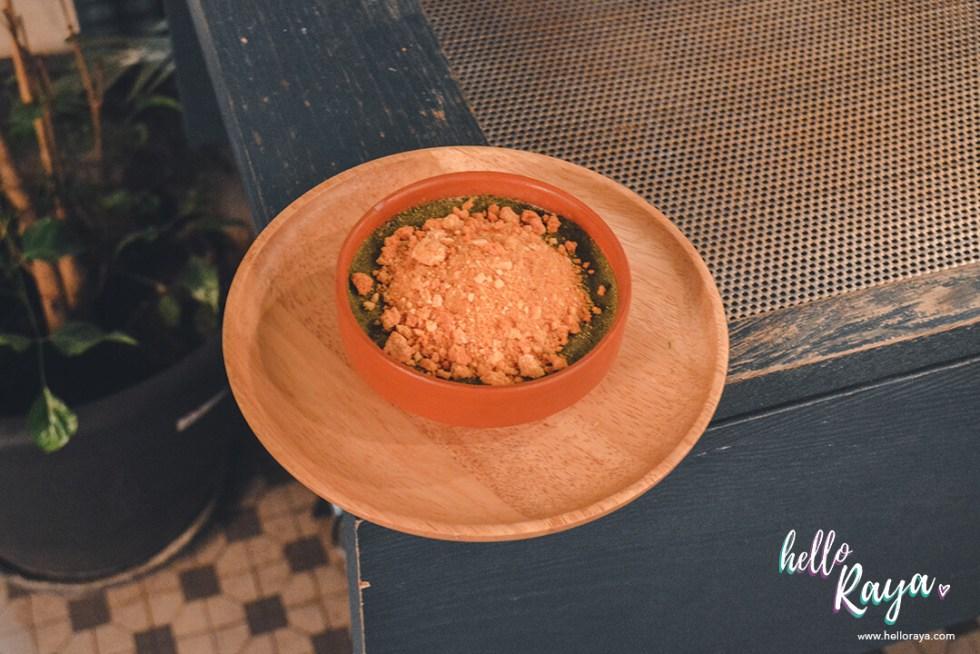 Chocha Foodstore Kuala Lumpur | Ulam Raja Creme Brulee | Hello Raya Blog