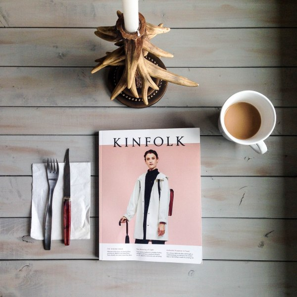 Kinfolk Magazine Turkey Sandwich