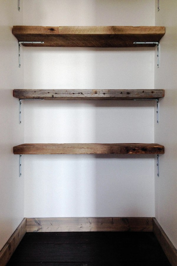 TLB - Shelving DIY 2