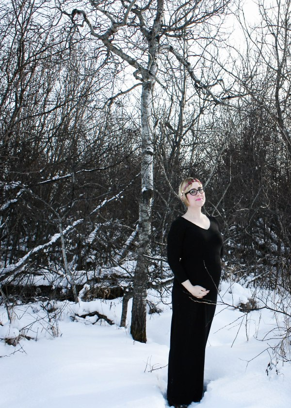 Winter Maternity Shoot - 15.1