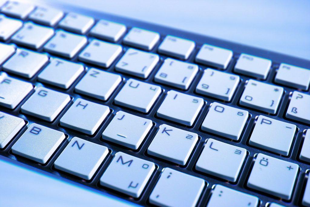 keyboard spanish