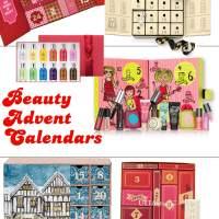 Best Beauty Advent Calendars 2016!