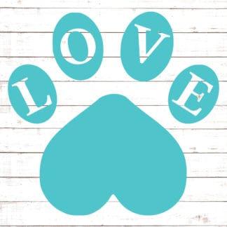 Download Dog Paw Print SVG - Free SVG files | HelloSVG.com