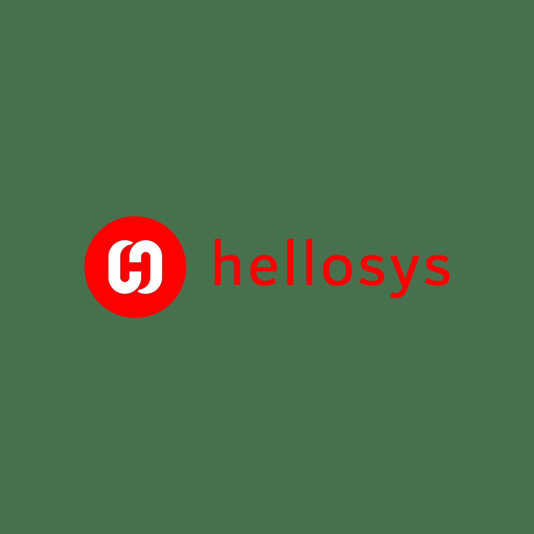 Hellosys Logo