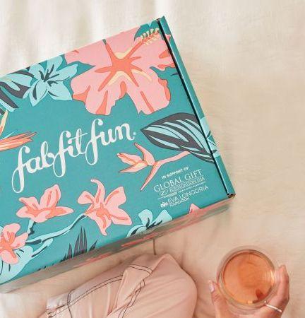 fabfitfun fall 2019 box spoilers