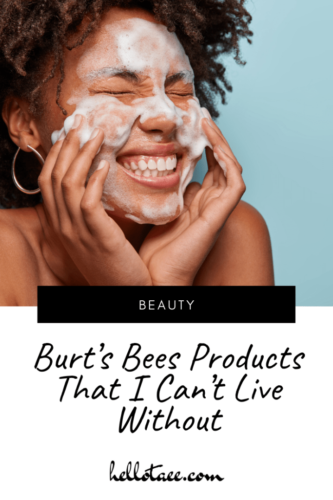 I might be one of the founding international fans of Burt's Bees products, because I've been using their products circa graduation—which, as it turns out, is further away than I'd like to admit. If you're looking for great Burt's Bees products, then I've got a list for you. Here are my list of must-haves.