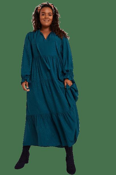 Anthropologie plus size House Dress