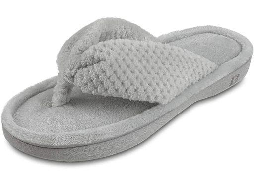 Dena Lives Memory Foam Slippers with Arch Support