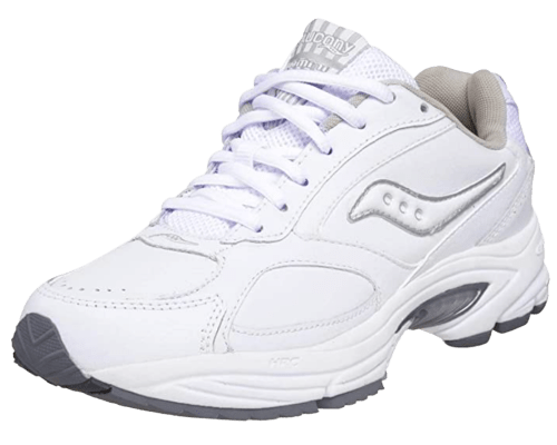 Saucony White Running Sneakers