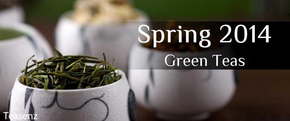2014 Spring First Flush Green Tea Coming Soon