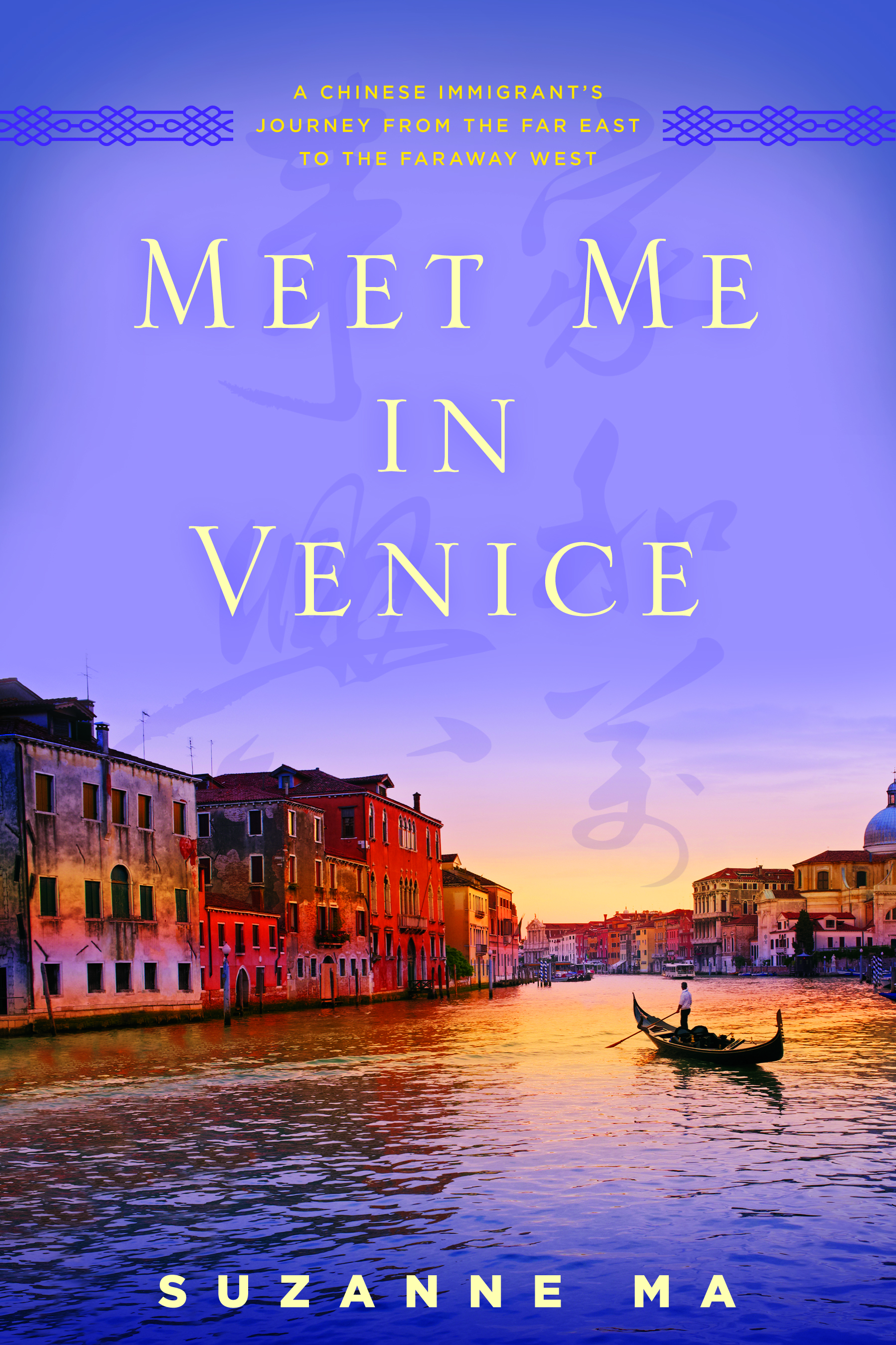 Meet Me In Venice: Book About Chinese Immigration To Europe