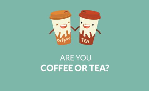 Coffee People Versus Tea People