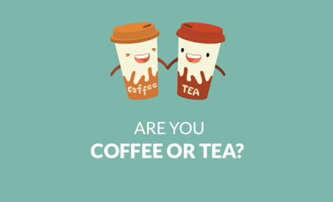 Coffee People Versus Tea People