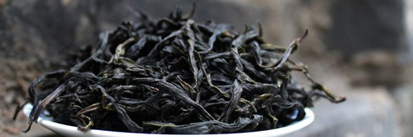 ya shi xiang duck shit tea