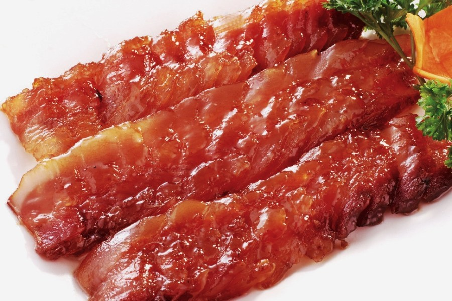 Barbecued Pork Char Siu 叉烧 recipe