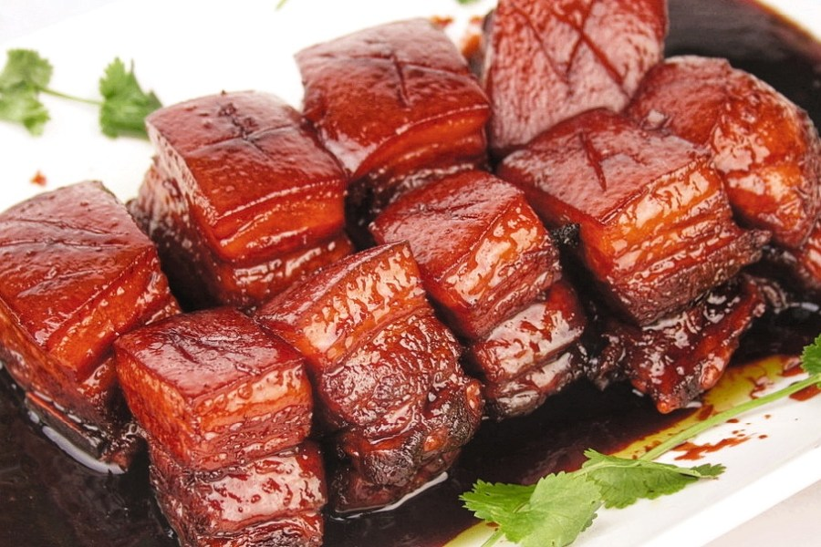 Red Braised Pork Hong Shao Rou 红烧肉