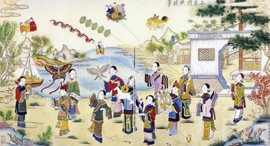qingming festival activities