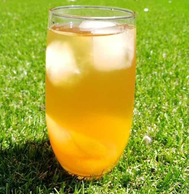 jasmijn groene thee ijsthee