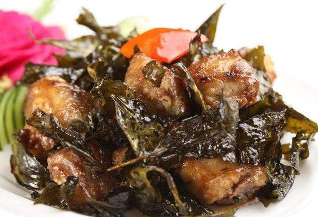Fried Tea Leaves? Yes, Here Are 2 Recipes