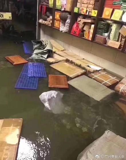 fangcun pu erh tea typhoon