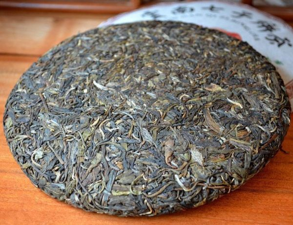 tea cake pu erh shape