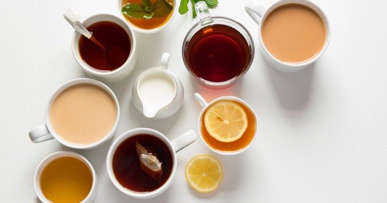 Black Tea Types & Taste Guide