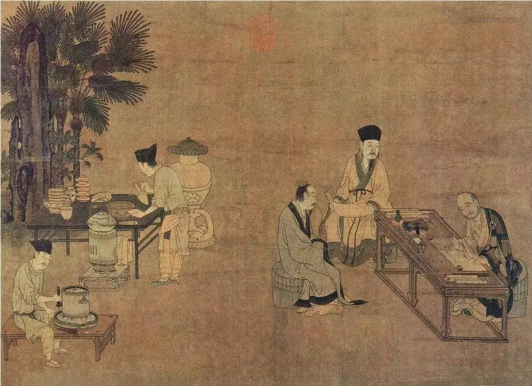 Decoding Tea Culture in the Song Dynasty