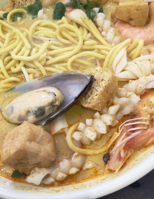 Vietnam Noodle Star - Seafood Laksa - HELLOTERI