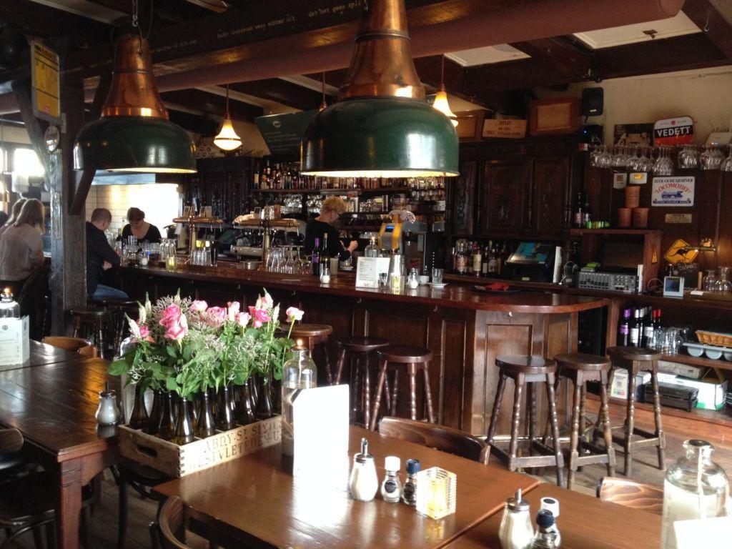 Restaurant 12 balcken Texel