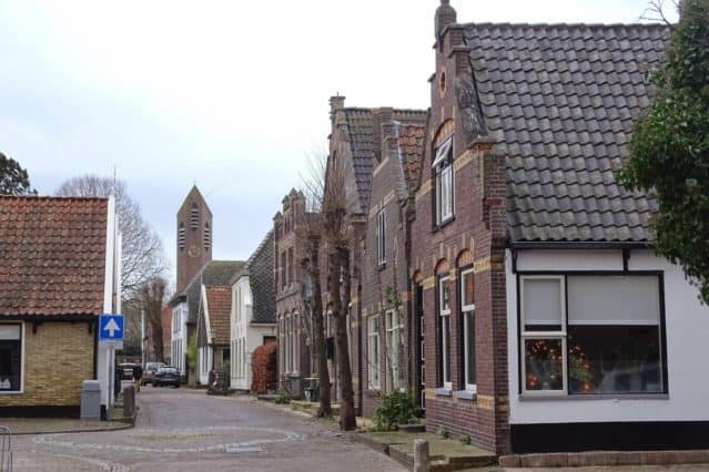 Dorp De Waal Texel