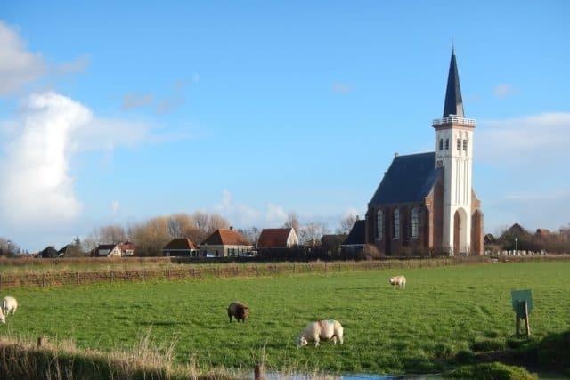 Dorp Den Hoorn Texel