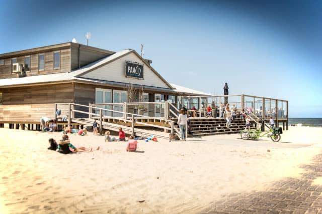 Strandtent Paal 17 Texel
