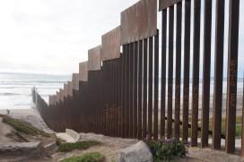 The Mexico/US border