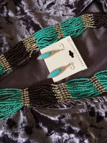 Earrings from Lauren Conrad (Kohl's)