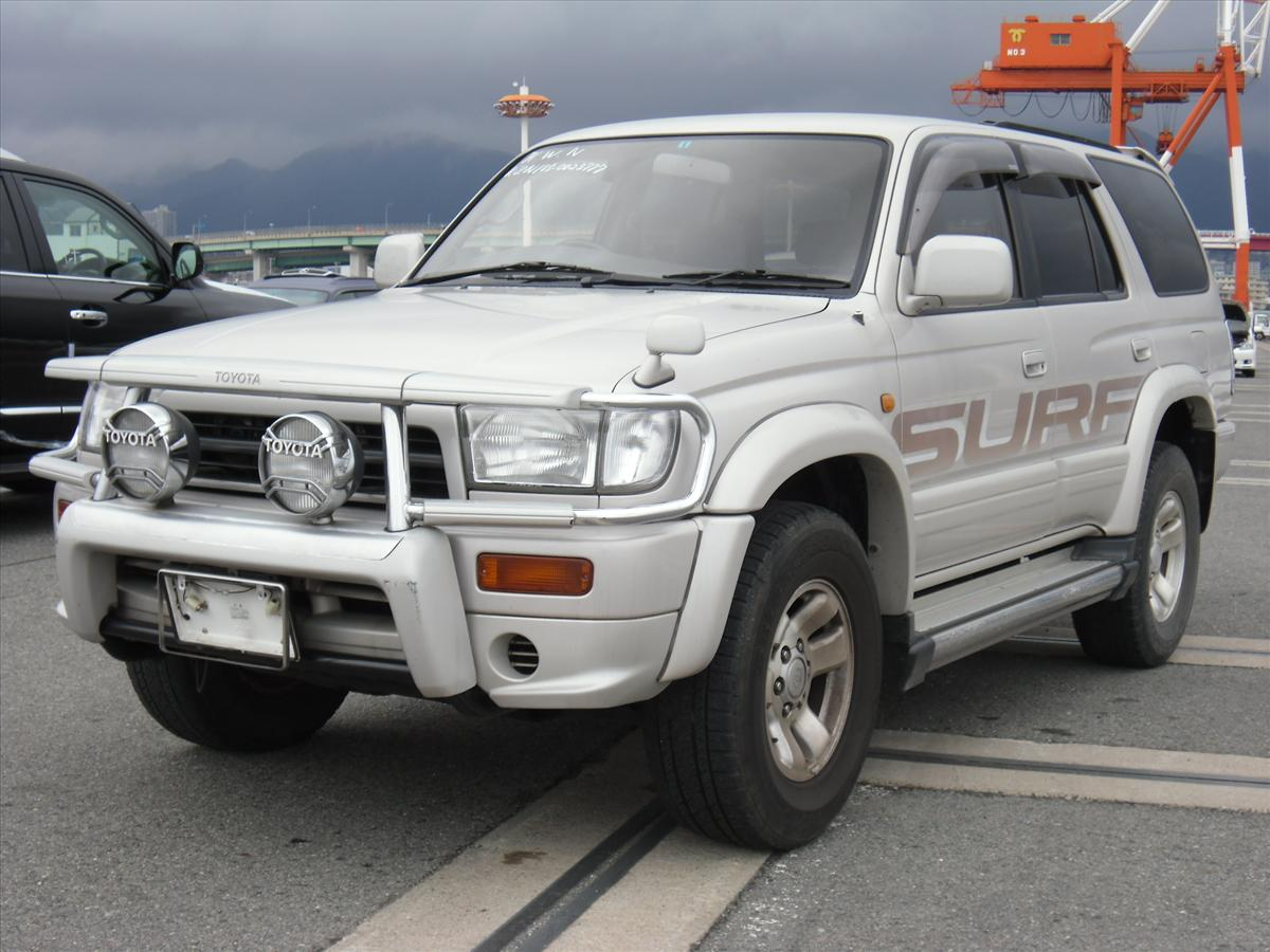 Toyota Hilux Surf 1996