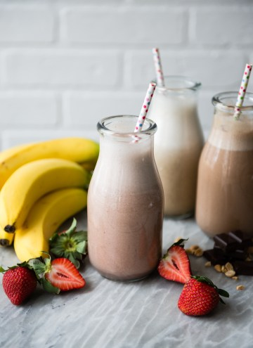 Move Over Almond Milk, We're All About Banana Milk Now