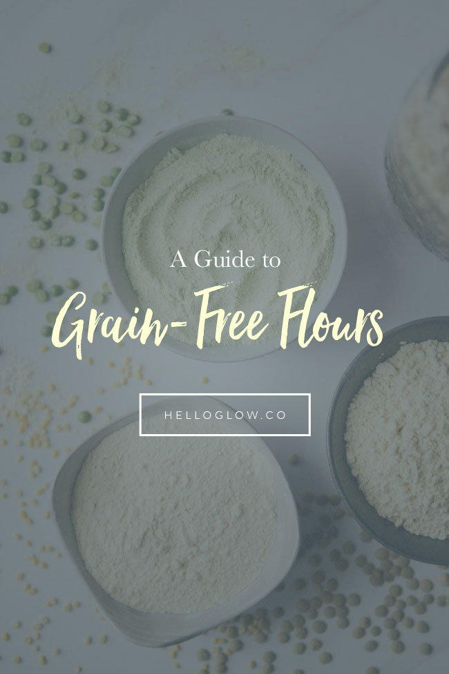 A Guide to Grain-Free Flours