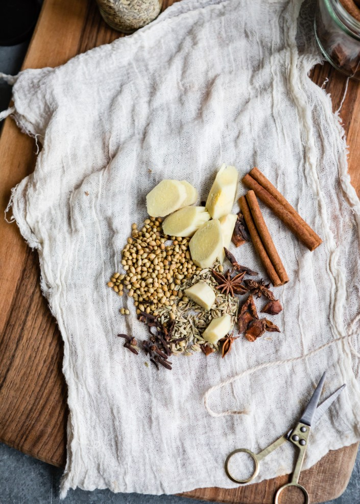 A Nourishing Vegetarian Bone Broth Alternative (+ a Pho Recipe Too!)